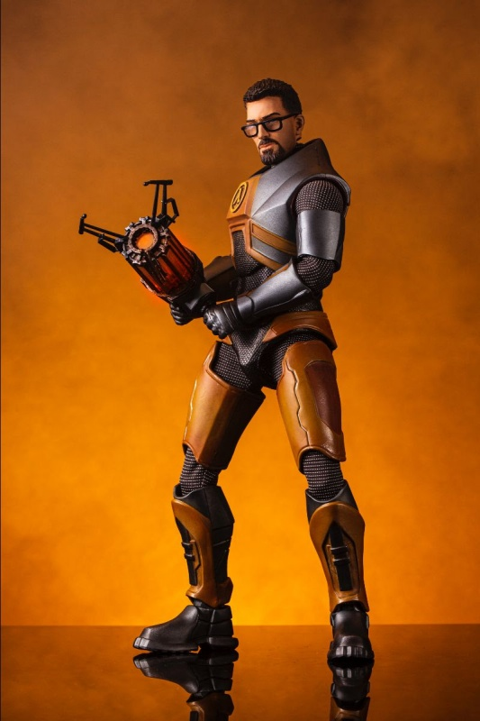 Mondo Exclusive Gordon Freeman Half-Life 2 1/6, Гордон Фріман Халф Лайф 2 1:6