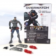 Hasbro Overwatch Blackwatch Reyes (Reaper), Овервотч Блеквотч Рейес (Жнец), овервоч