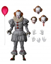 NECA It 2 (2019) Ultimate Pennywise, Воно 2 (2019) Алтімейт Пеннівайз, Оно Алтимейт Пеннивайз