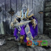 NECA Heroes of the Storm Arthas Lich King, Артас Герои бури, Король Личь, Герої шторму Артас