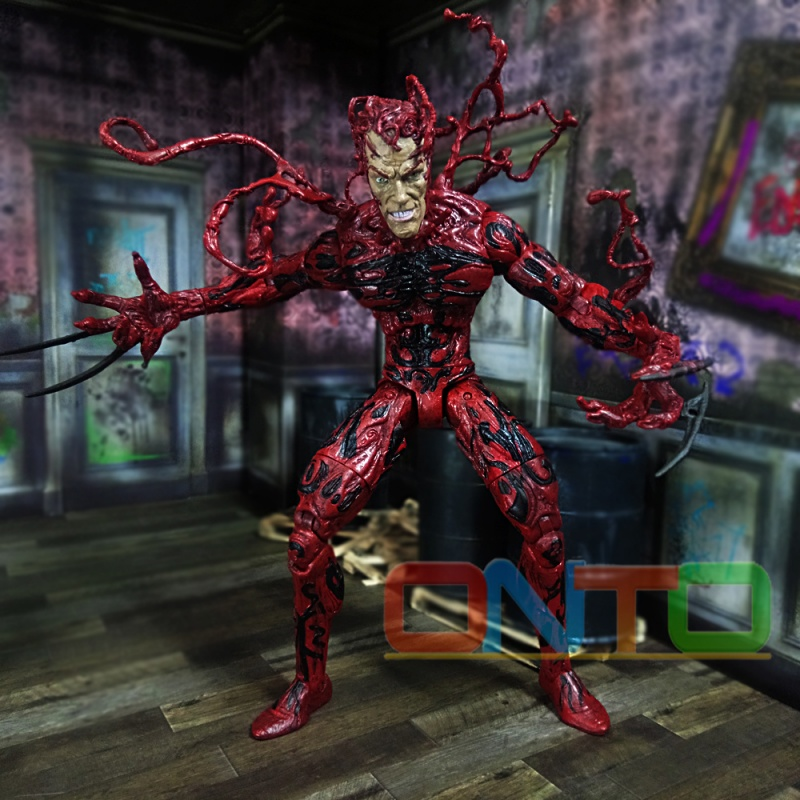 Diamond Select Toys Marvel Select - Carnage, Карнаж Марвел Селект